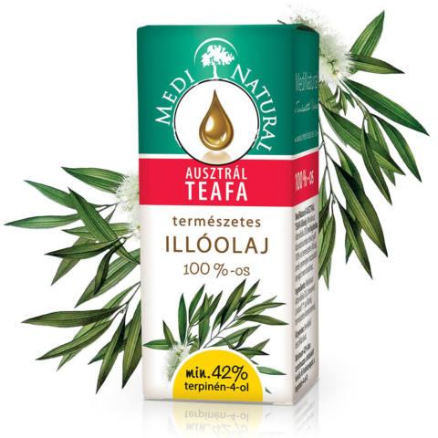 teafaolaj gyulladásra